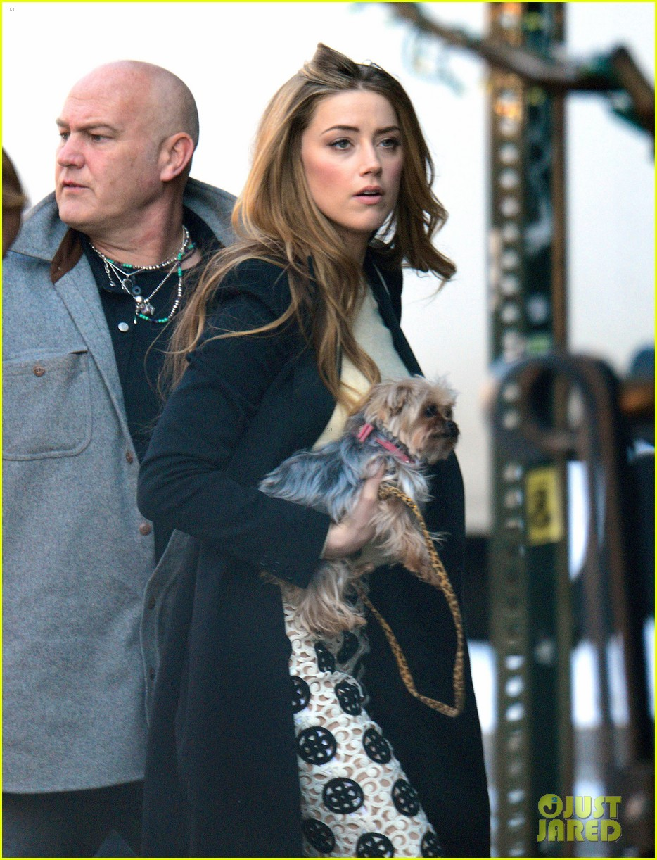 amber heard steps out sans johnny depp on valentines day 02