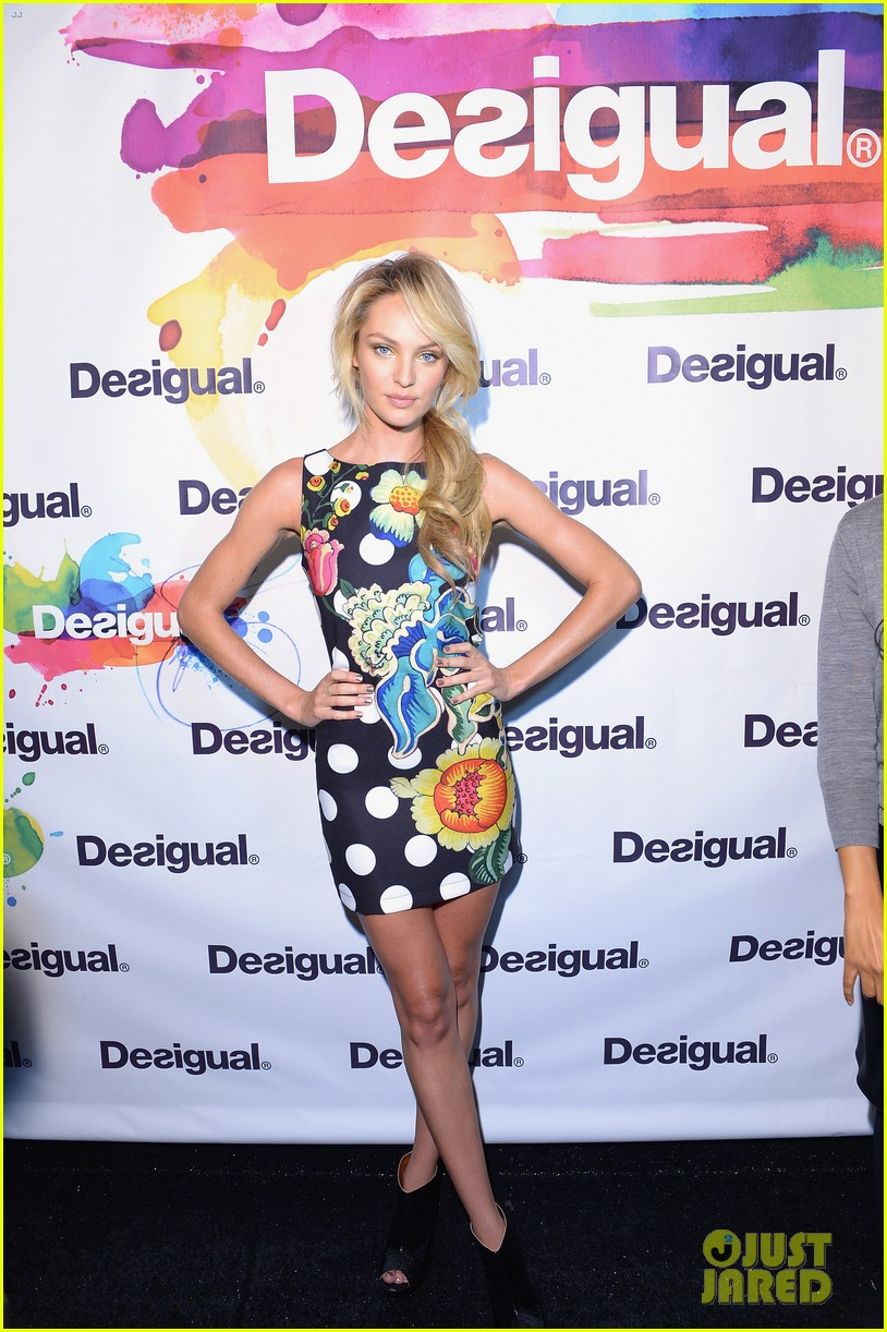 erin heatherton candice swanepoel walk the runway at desigual show 08