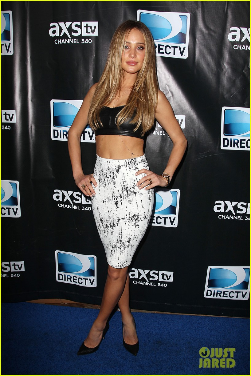 erin heatherton ireland baldwin directv super saturday night 03