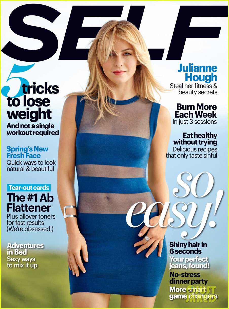 julilanne hough covers self march 2014 01