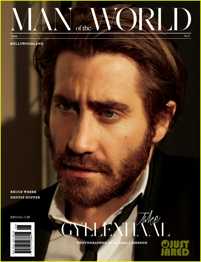 jake gyllenhaal covers man of the world 04