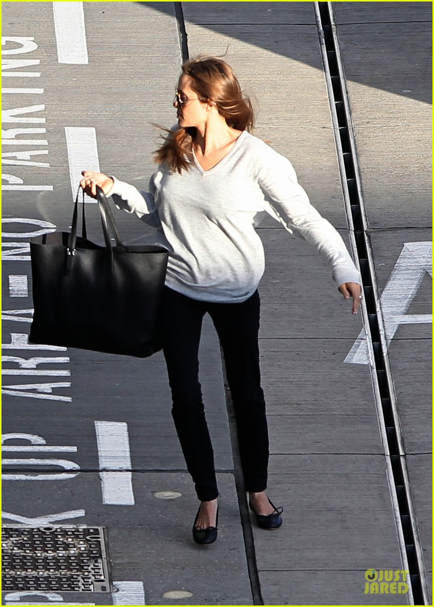 angelina jolie brad pitt post valentines day reunion in london 12
