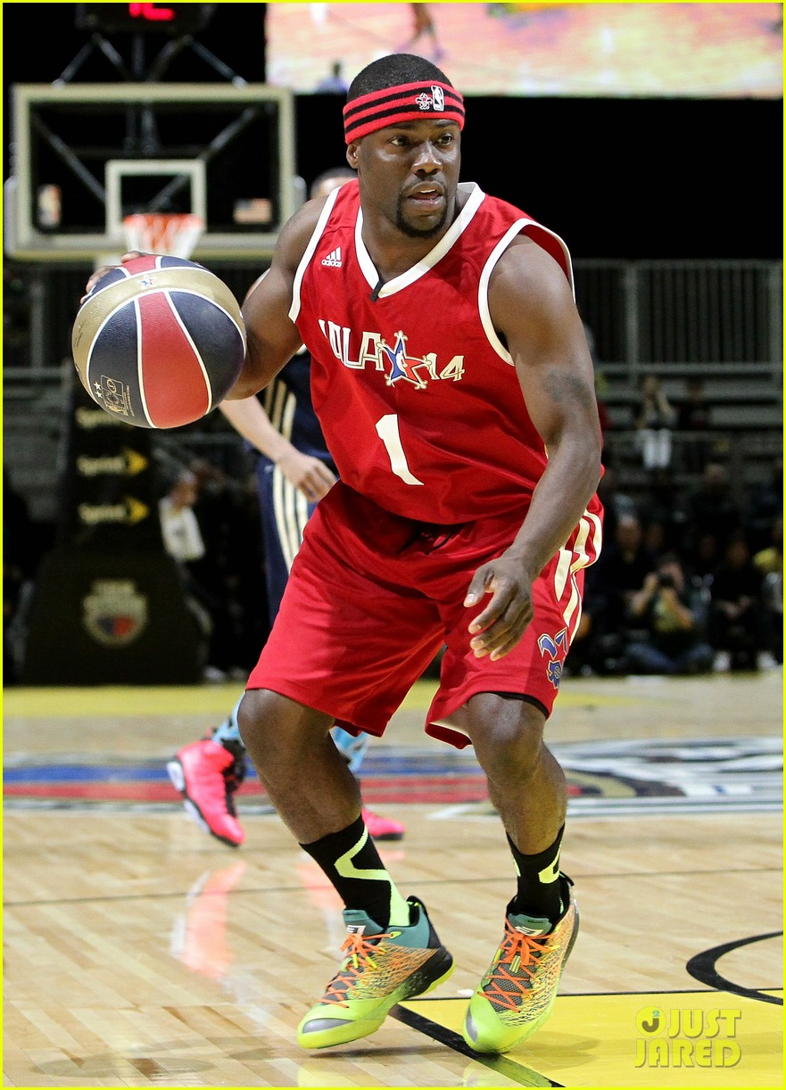 michael b jordan more play in nba all star celebrity game 05