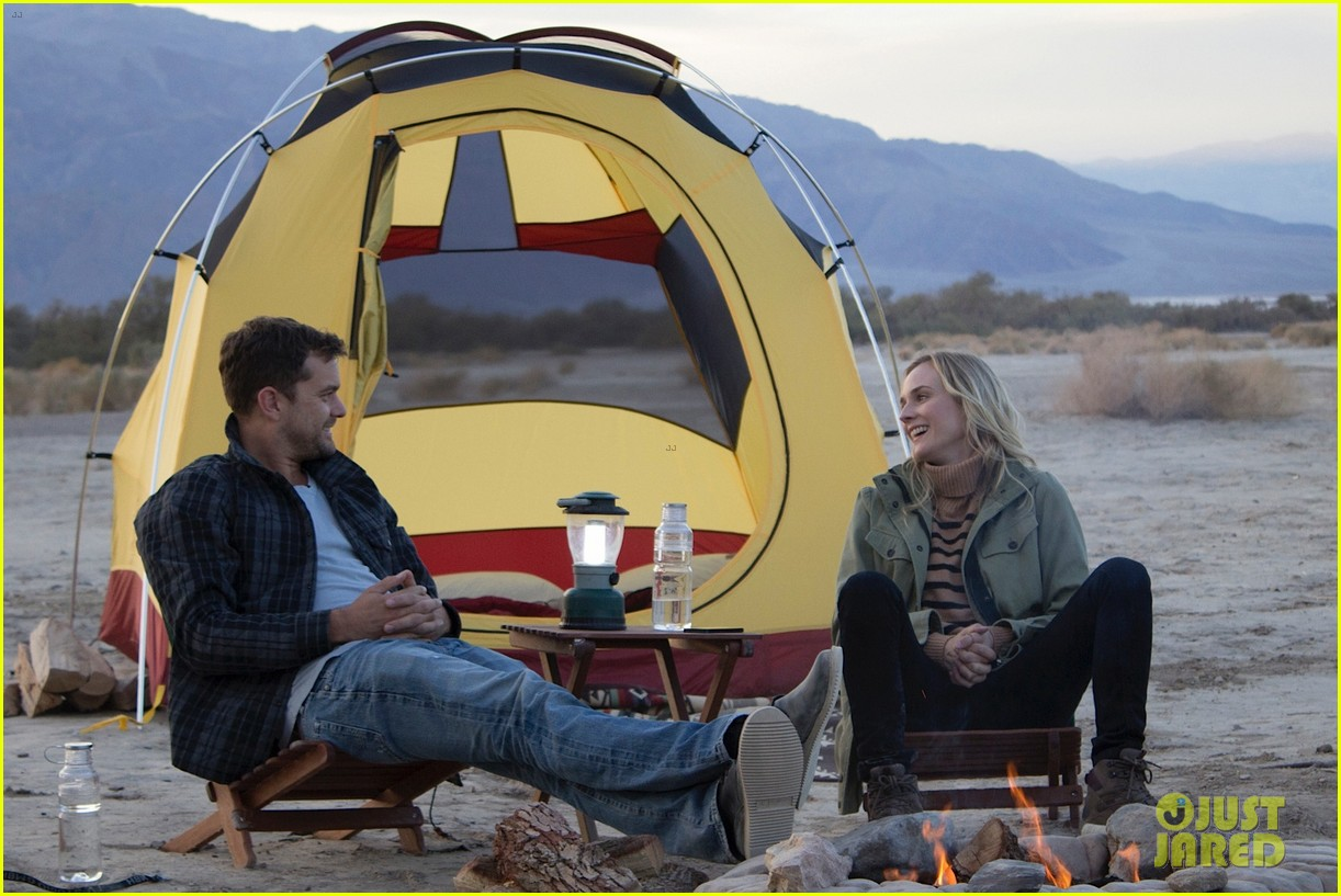joshua jackson diane kruger survive death valley only on water emitted from their f cell car 02