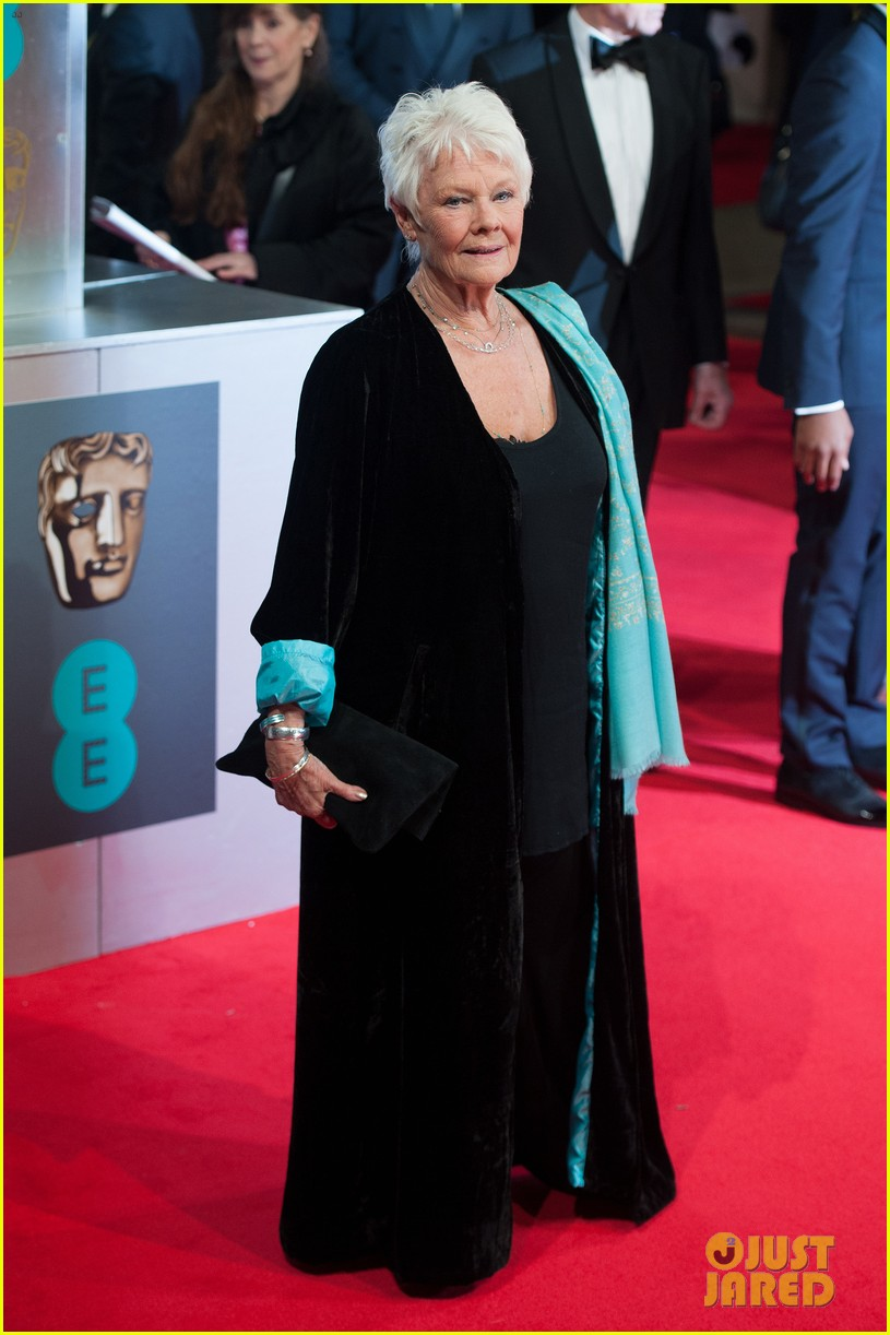 judi dench baftas 2014 emma thompson 013054605