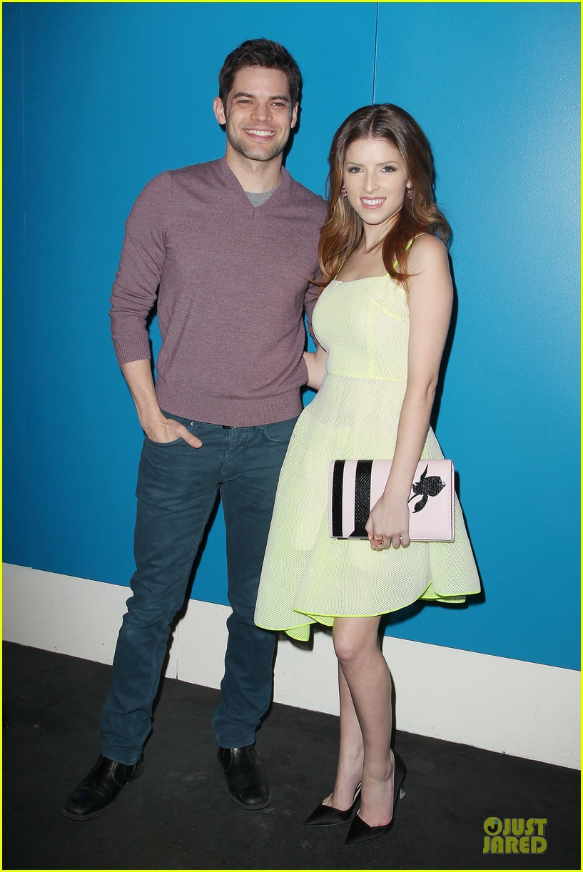 anna kendrick jeremy jordan last five years nyc screening 093060015