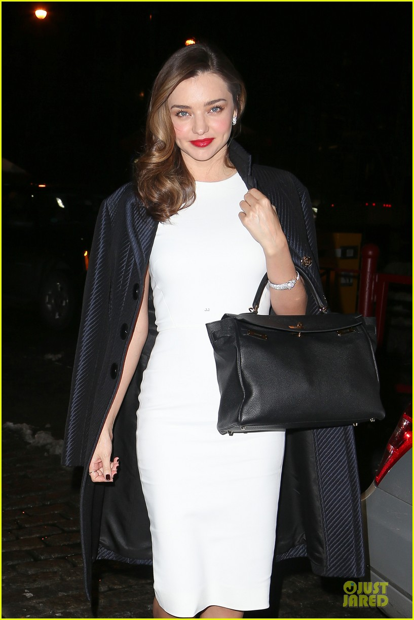 miranda kerr illuminates new york city with her beauty 043047814
