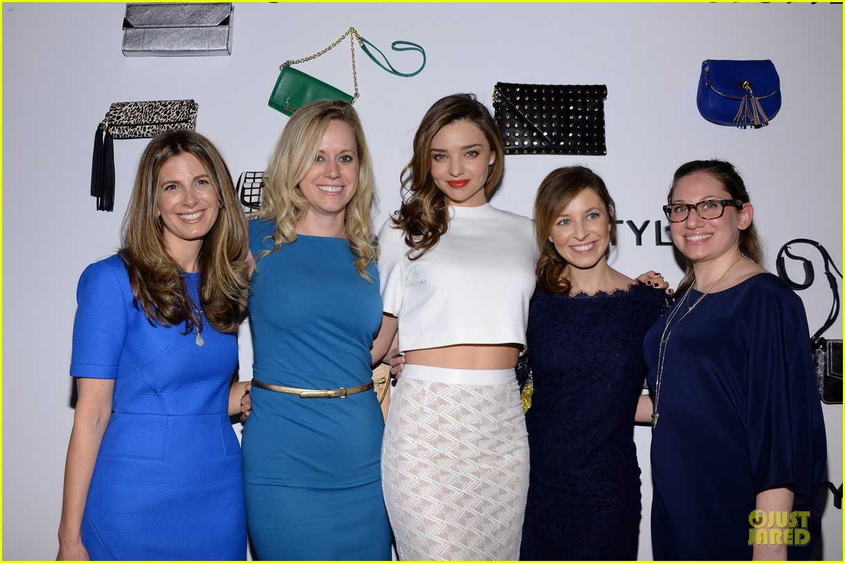 miranda kerr flaunts midriff at we search we find we shopstyle launch 04