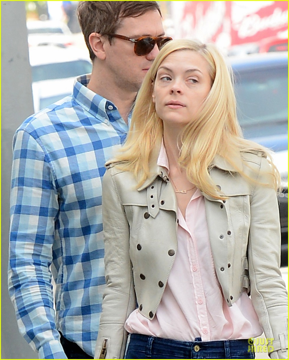 jaime king james knight blessing with godparents jessica alba topher grace 02
