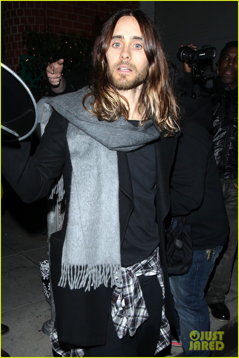 jared leto grabs dinner with terry richardson at mr chow 08