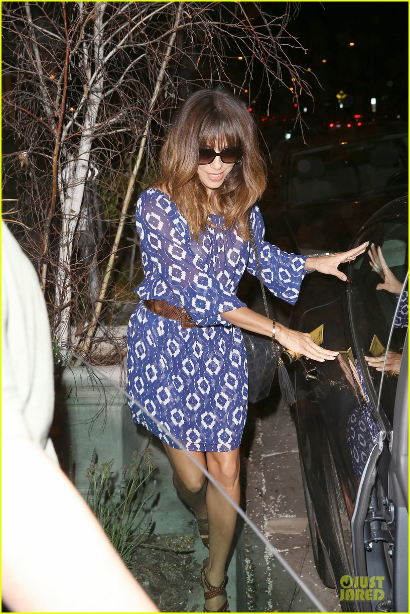eva longoria rocks new bangs get picked up by jose baston 16