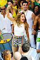 jennifer lopez shoots vibrant world cup music video 05