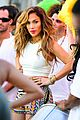jennifer lopez shoots vibrant world cup music video 13