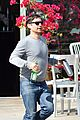 tobey maguire gets in some guy time lunches with a pal 13
