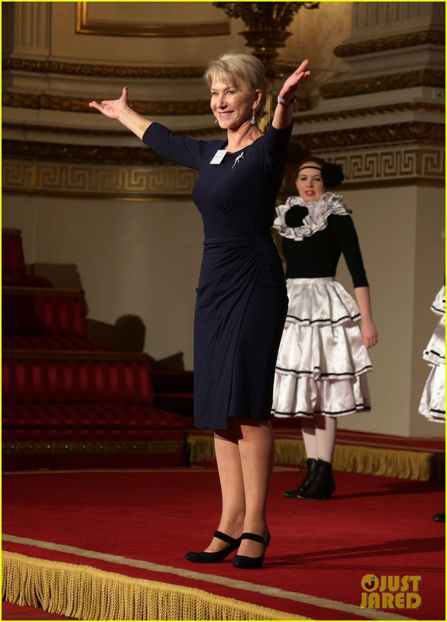 helen mirren uma thurman dramatic arts reception 033055539