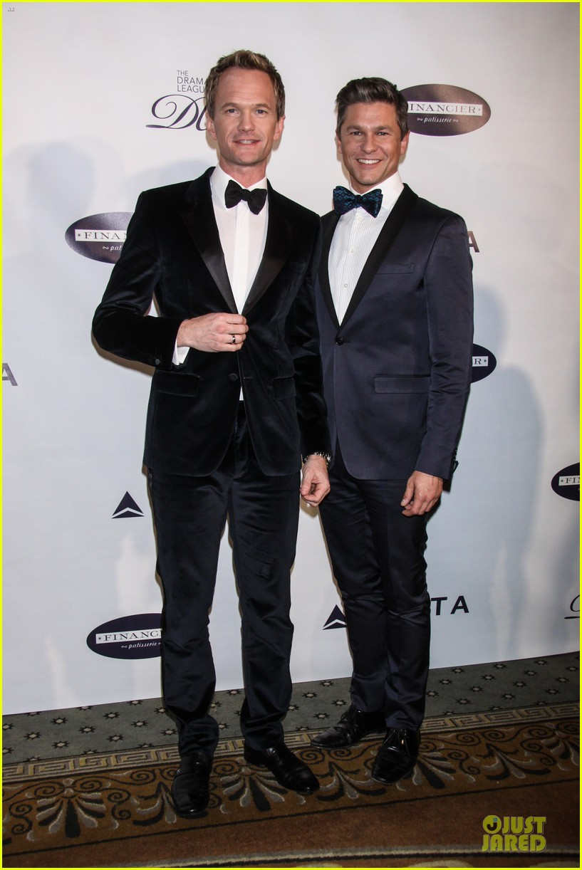 neil patrick harris is honored at drama league broadway musical celebration 01