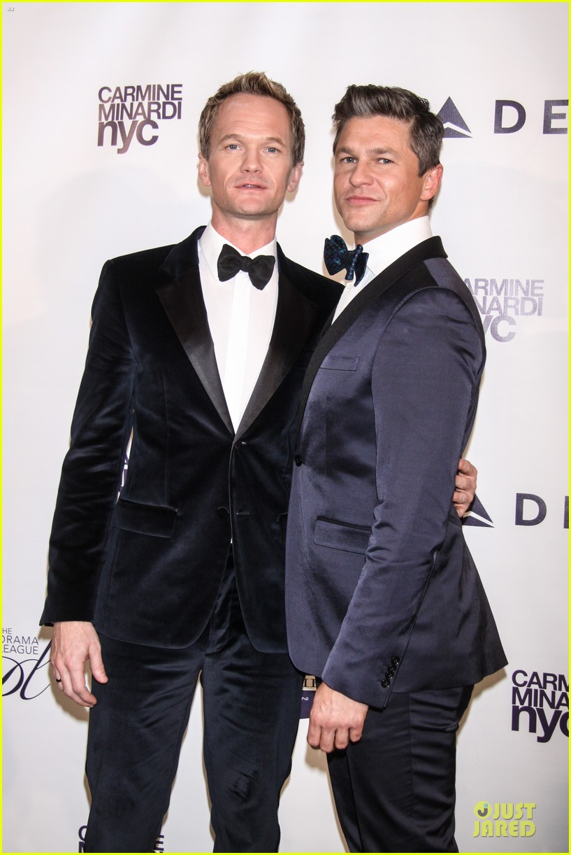 neil patrick harris is honored at drama league broadway musical celebration 02