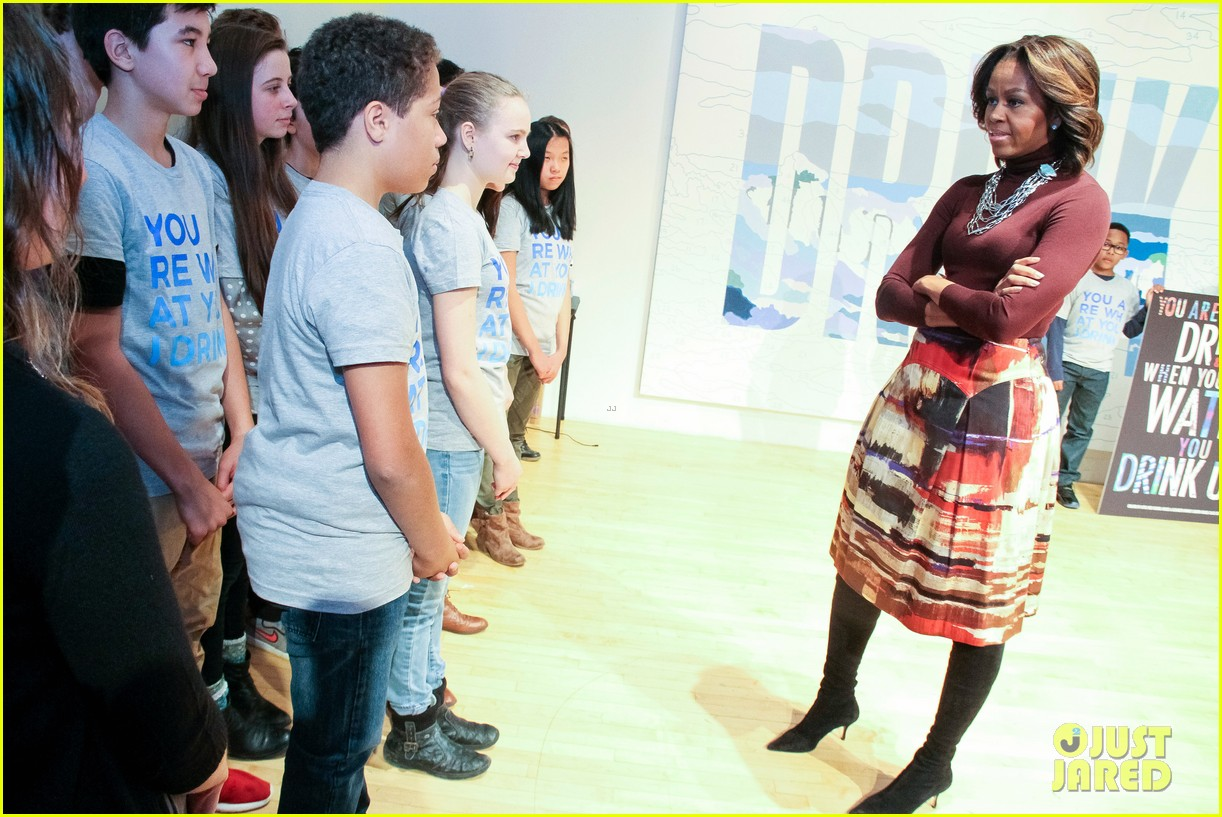 michelle obama ew sketch with jimmy fallon will ferrell 17