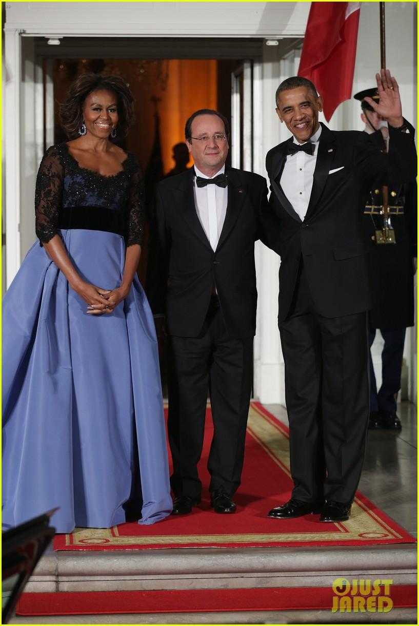 barack michelle obama white house state dinner 01