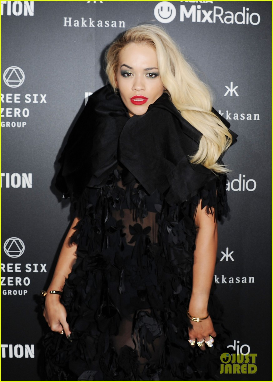 rita ora brit awards after party with boyfriend calvin harris 07