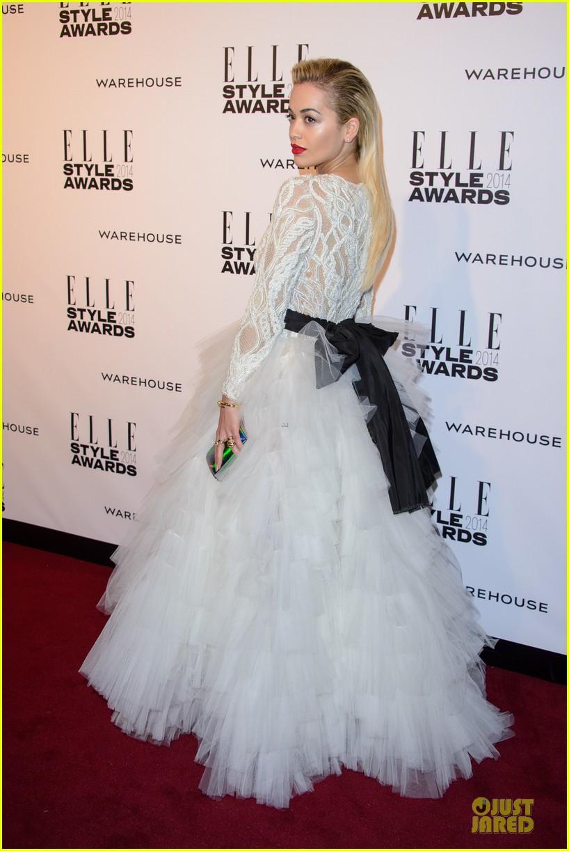 rita ora ellie goulding presenters at elle style awards 2014 13