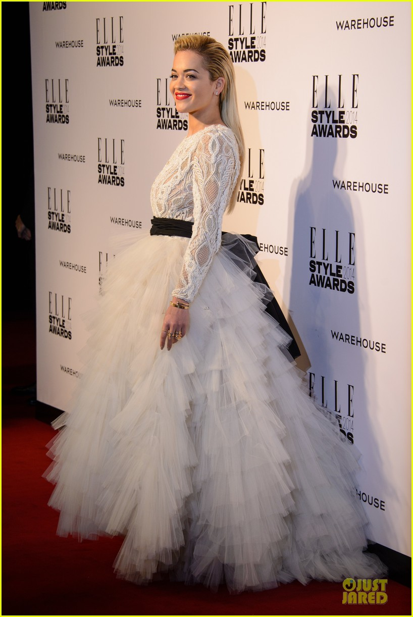 rita ora ellie goulding presenters at elle style awards 2014 16