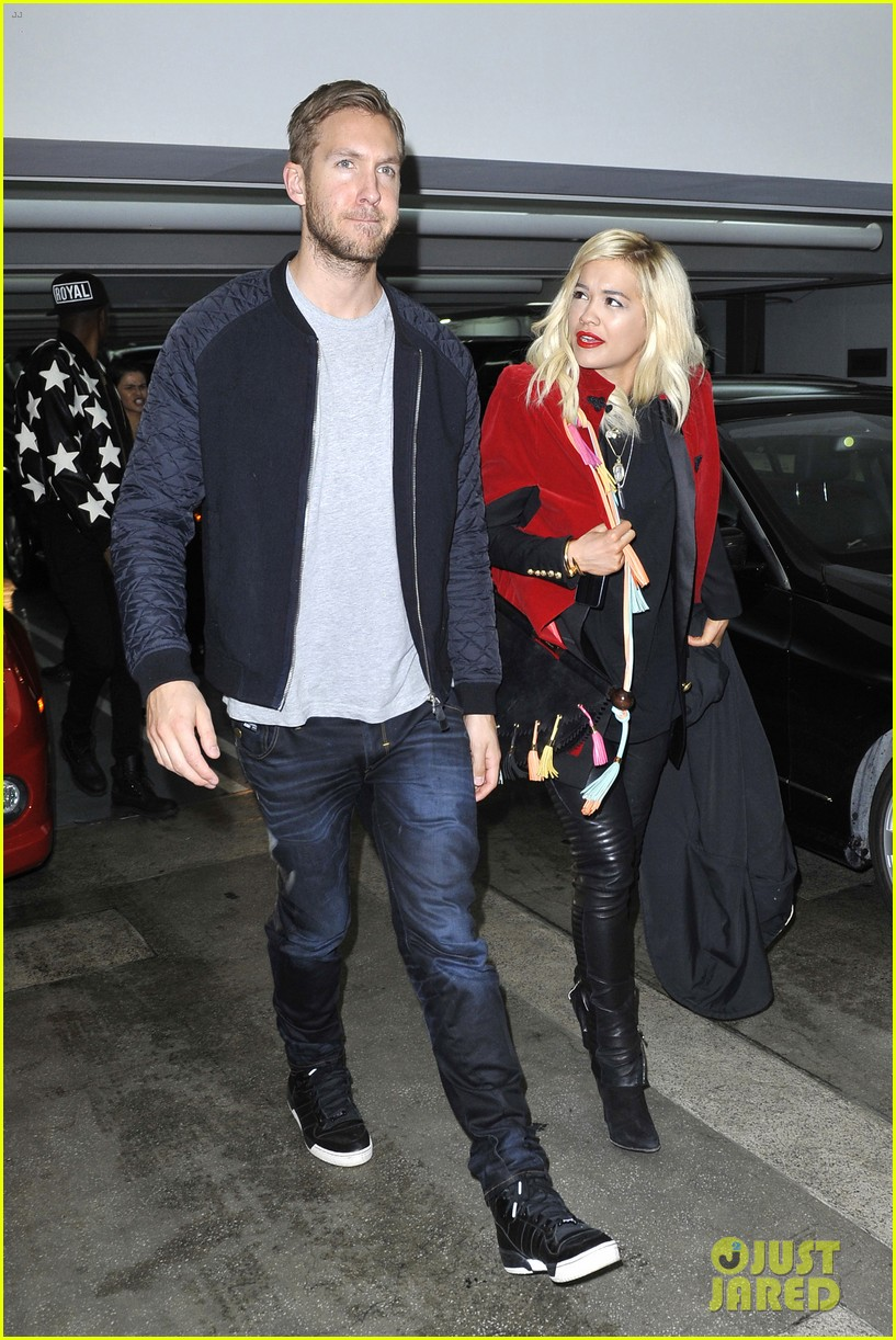 rita ora cant keep her hands off boyfriend calvin harris 29