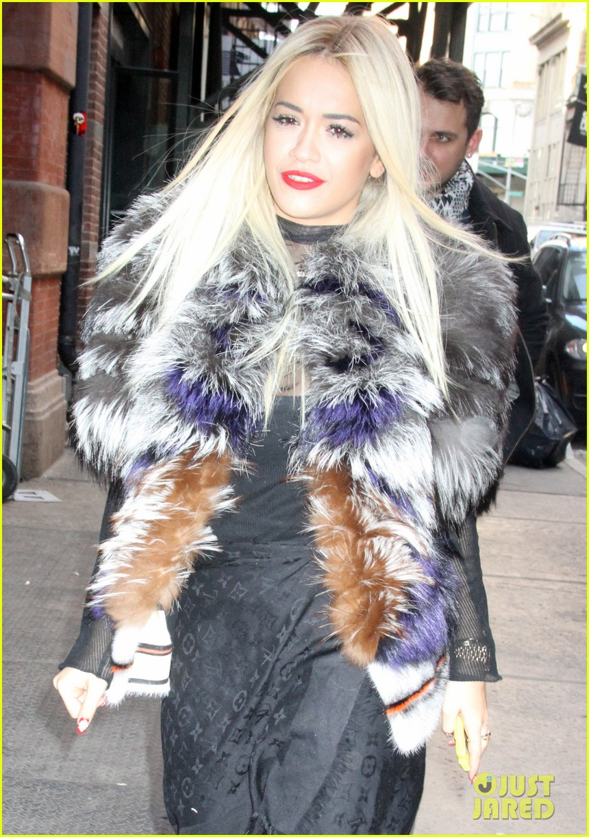rita ora paper magazine photo shoot in new york city 07