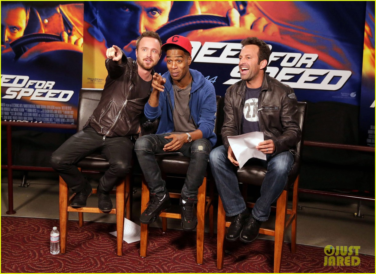 aaron paul kid cudi need for speed advance screening 033057087
