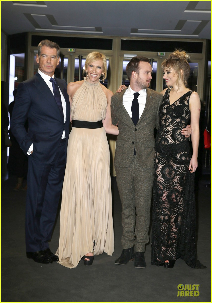 aaron paul imogen poots long way down berlin premiere 13