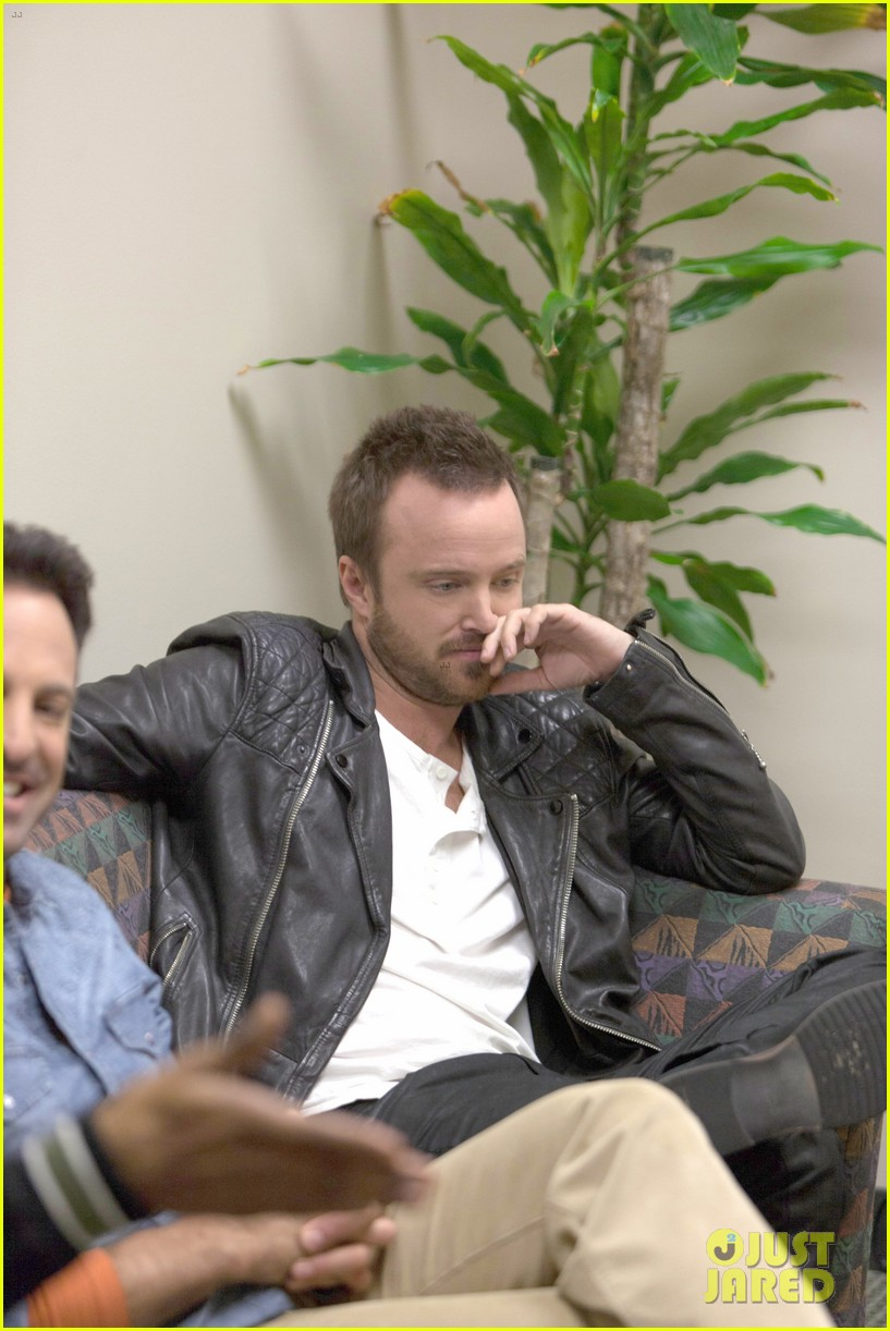 aaron paul i looked like i was on crack on price is right 17
