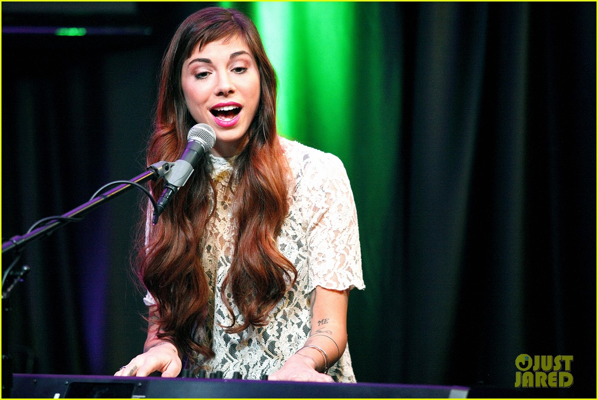 christina perri previews new album at nyc listening party 06