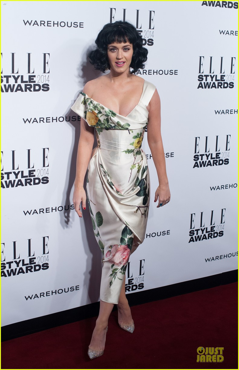 katy perry woman of the year honoree at elle style awards 2014 03