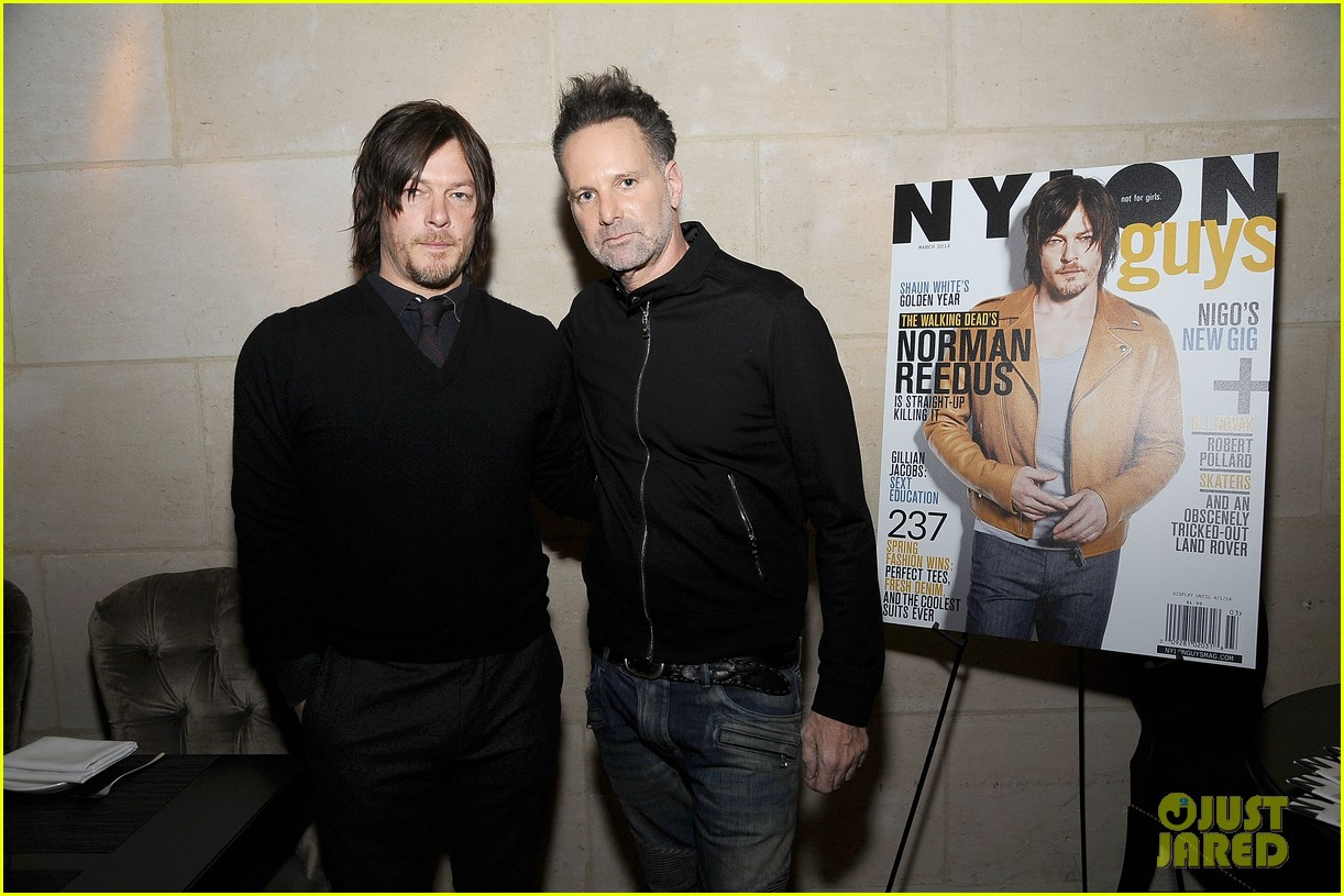 norman reedus covers nylon guys february march 2014 02