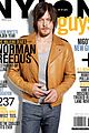 norman reedus covers nylon guys february march 2014 01