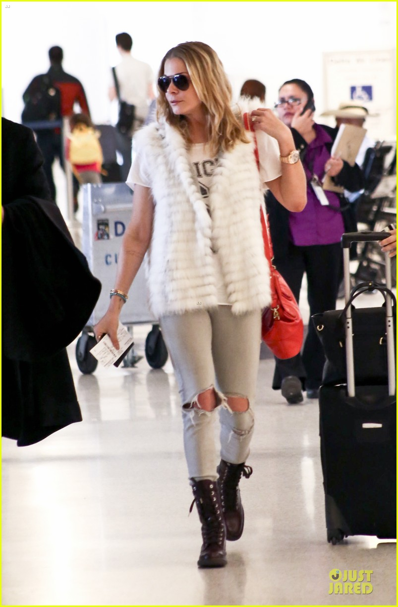 leann rimes writes a song before salt lake city flight 06