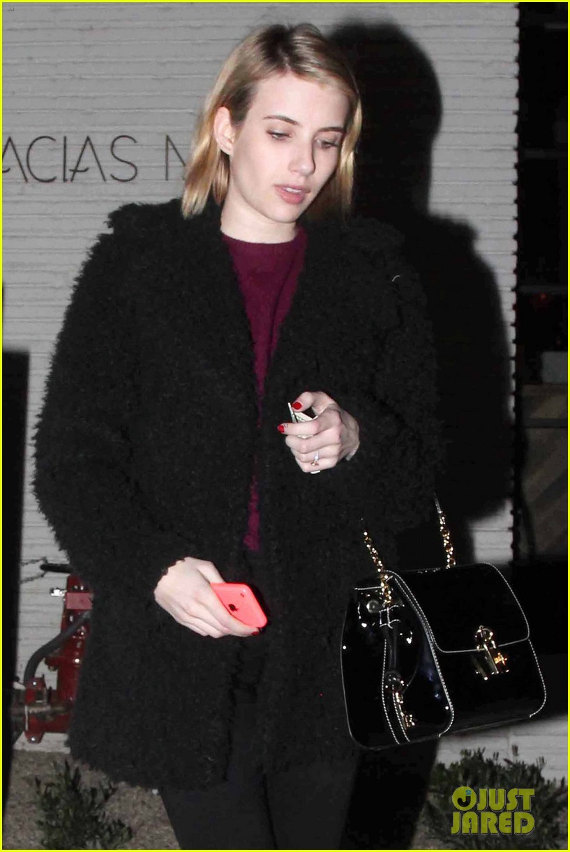 emma roberts fiance evan peters thought i was so weird 06