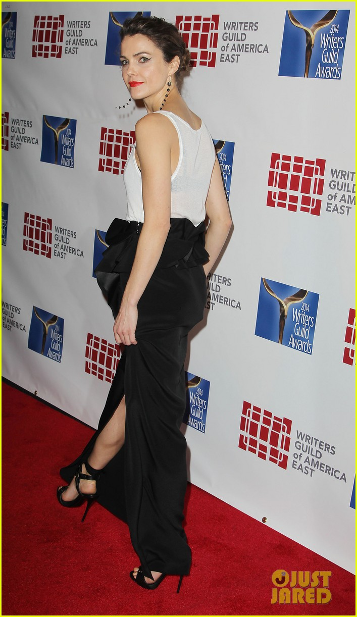 keri russell emily mortimer writers guild awards 2014 123045922