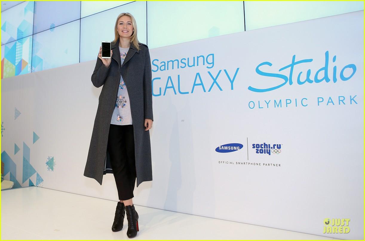 maria sharapova irina shayk sochi olympics 2014 opening ceremony 053049557