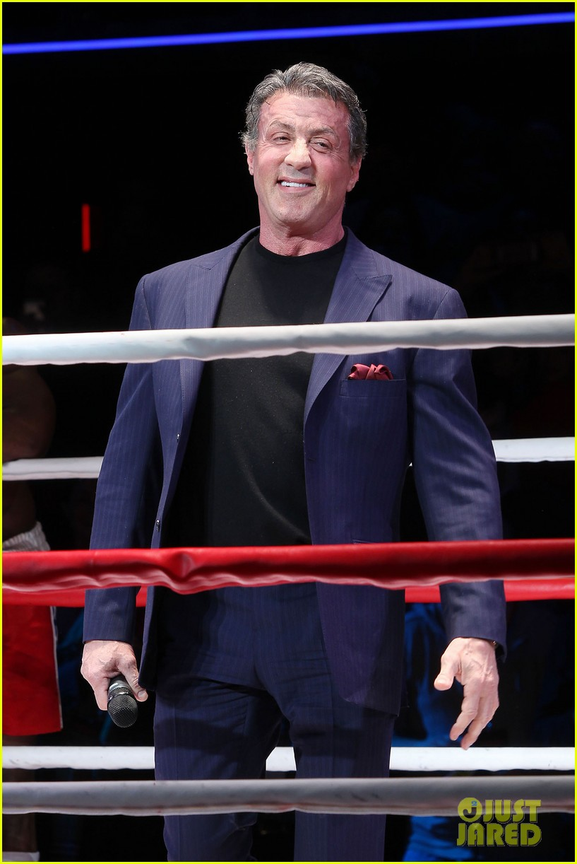 sylvester stallone helps launch rocky on broadway 023053179