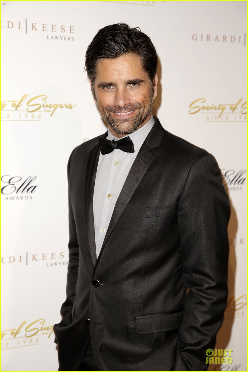 john stamos rita wilson ella awards honor beach boy singer mike love 02