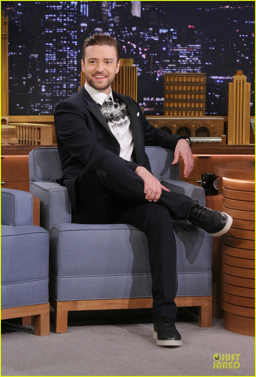 justin timberlake closes week on jimmy fallon tonight show 073058208