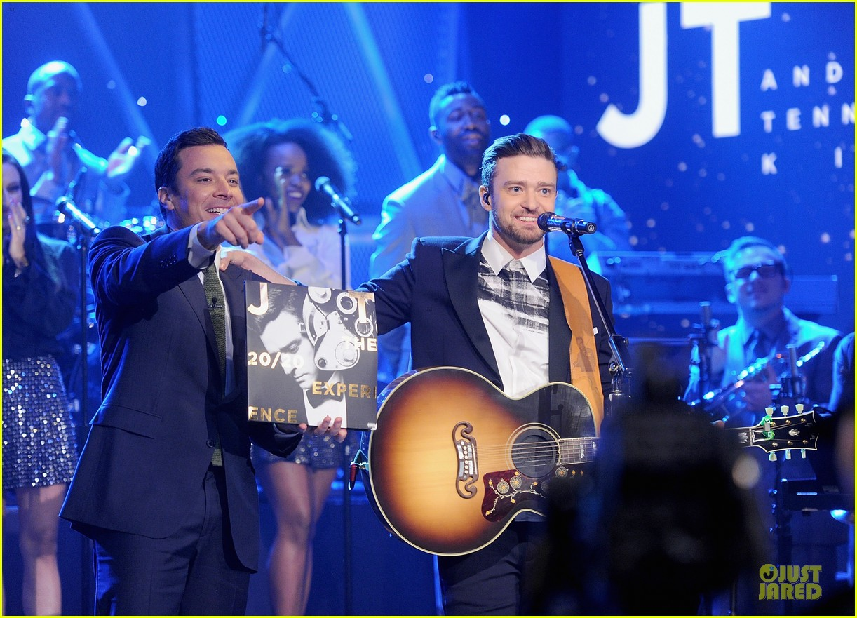 justin timberlake closes week on jimmy fallon tonight show 113058212