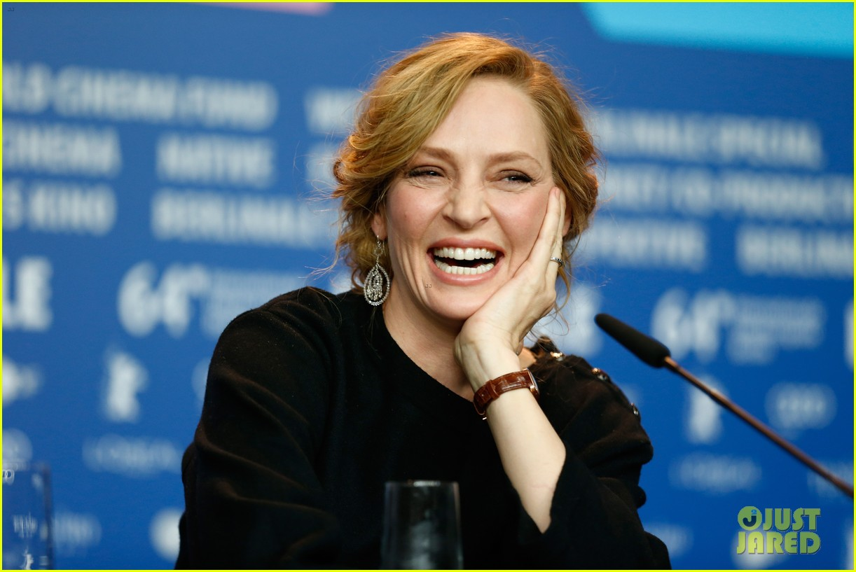 uma thurman christian slater nymphomaniac photo call press conference 093050176