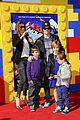mark wahlberg busy philipps lego movie premiere 19