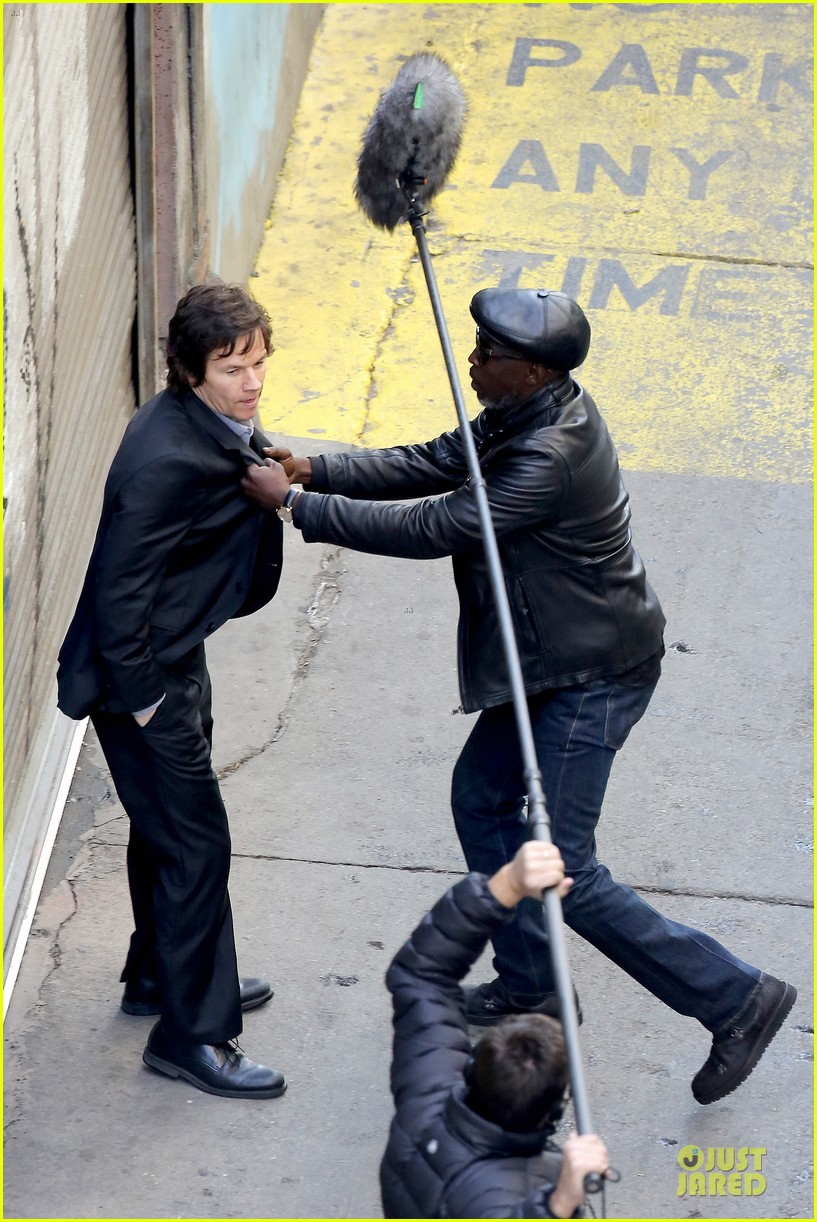 mark wahlberg all ruffled up by michael k williams on the gambler 01