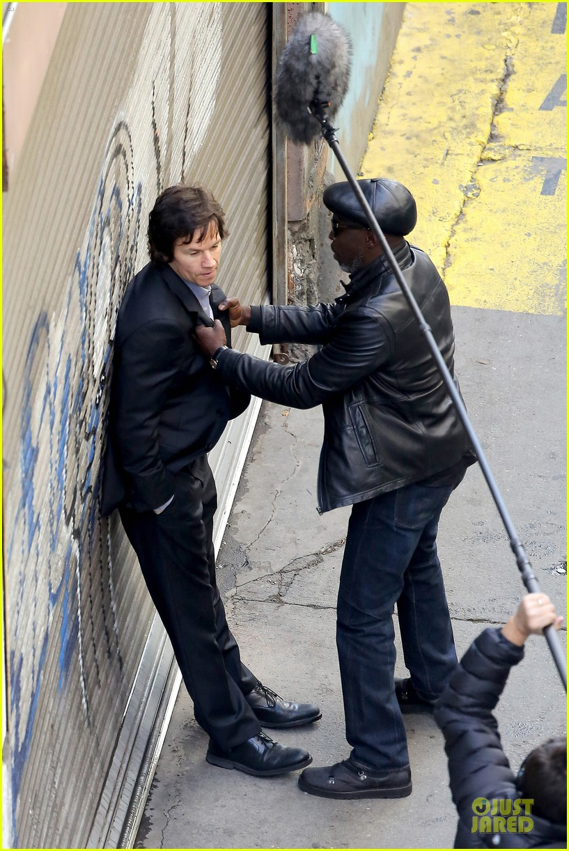 mark wahlberg all ruffled up by michael k williams on the gambler 12