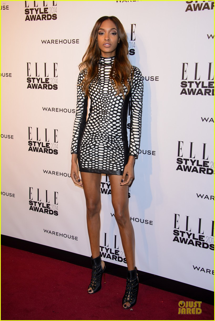suki waterhouse cara delevingne stunning models at elle style awards 29
