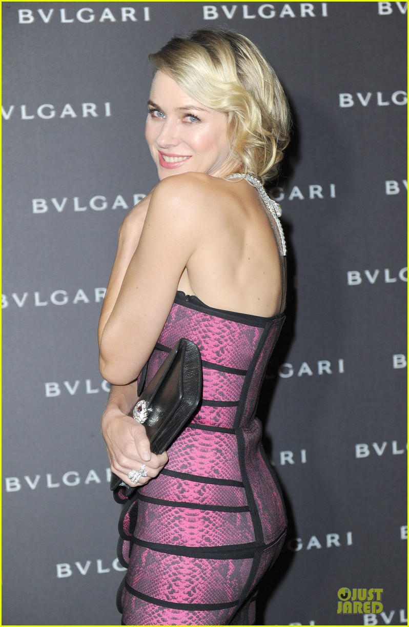 naomi watts bulgari accessories presentation 073058429