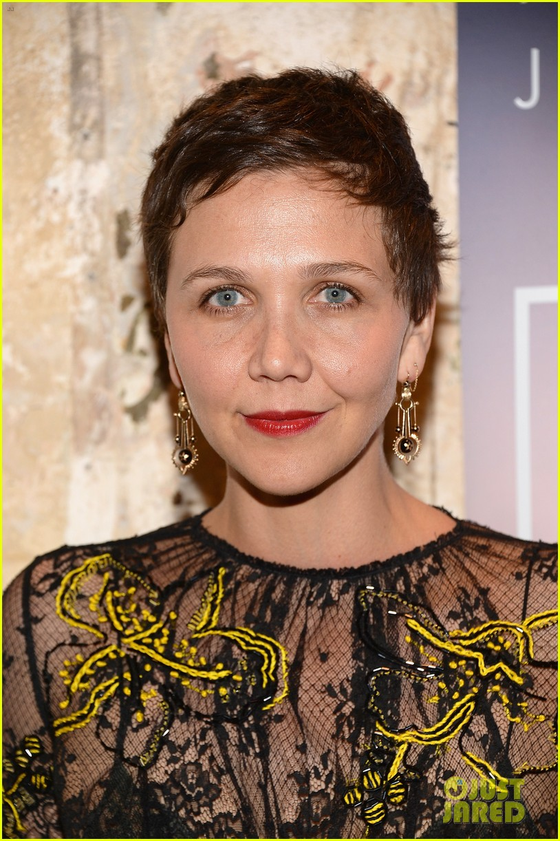 kkanye west maggie gyllenhaal river of fundament premiere 073052739